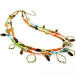 Costume Jewellery Necklace Sherry