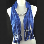 Fashion Accessories Scarf Sky